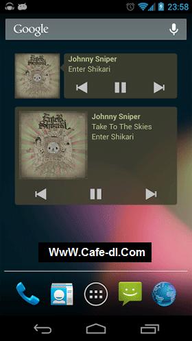دانلود موزیک پلیر کم حجم و کلاسیک اندروید HikiPlayer Pro 2.0.3