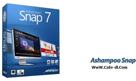 عکس و فیلمبرداری حرفه ای از محیط ویندوز Ashampoo Snap 7.0.1