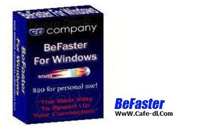 افزایش سرعت اینترنت با نصب BeFaster 4.2