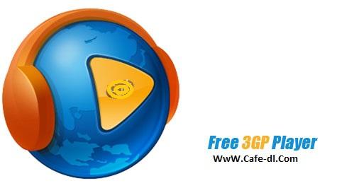پخش فایل های 3GP در ویندوز -Free 3GP Player