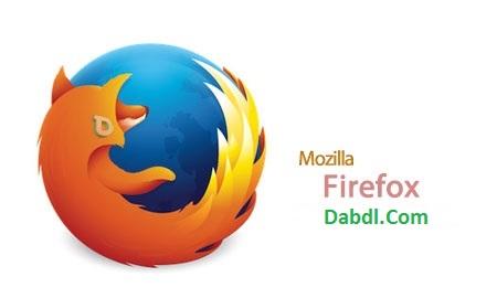 دانلود آخرین نسخه مرورگر موزیلا فایرفاکس browser Mozilla Firefox
