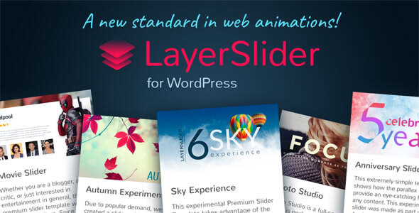 LayerSlider WordPress Slider Plugin