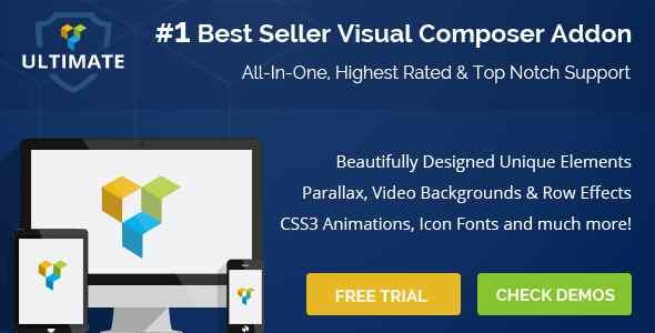Ultimate Addons for Visual Composer افزودنی ویژوال کامپوسر