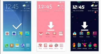 Samsung theme