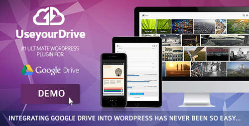 دانلود رایگان افزونه Use-your-Drive مدیریت فایل های گوگل درایو